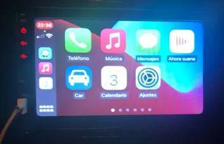 Android Auto Apple Carplay Radio coche Bluetooth