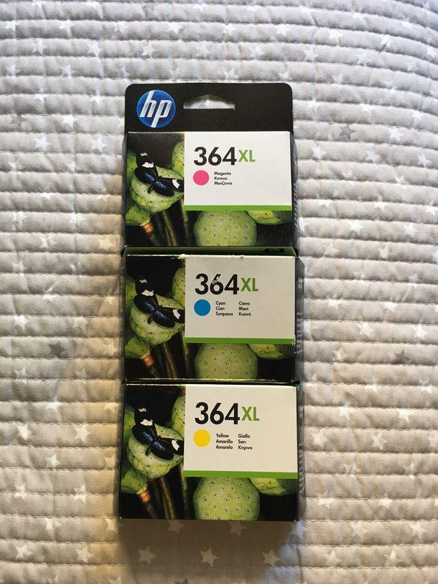 Tinta impresora HP