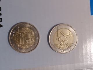 Moneda 2€ Andorra 2015
