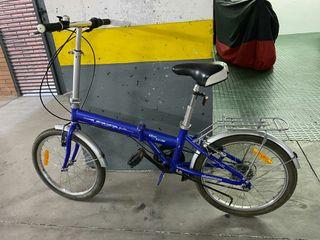 Bicicleta plegable Urban