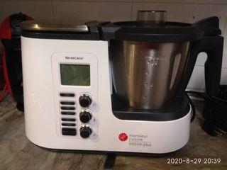 Robot de cocina monsieur cuisine edition plus