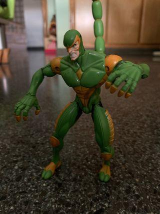Figura Escorpion Spiderman