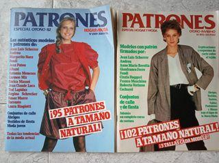 PATRONES Revistas antiguas