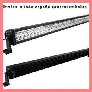 barra led 300w luz blanca curvada