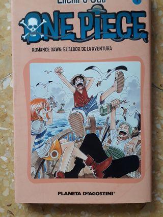 Manga One Piece (vol. 1)