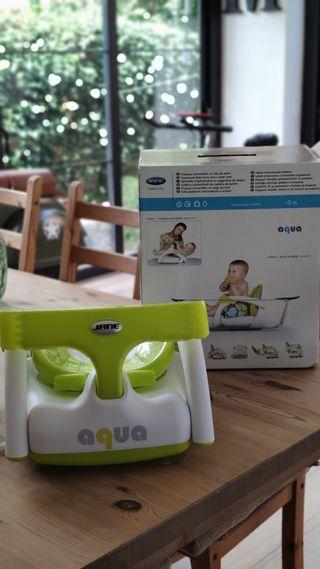 Hamaca- silla para bañar al bebé