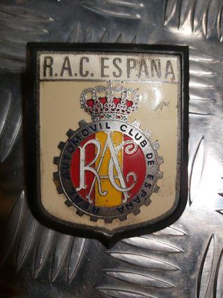 Chapa Rac España