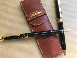 Bolígrafo y estilográfica Pierre Cardin de 25 años