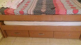camas de dos personas por 150€