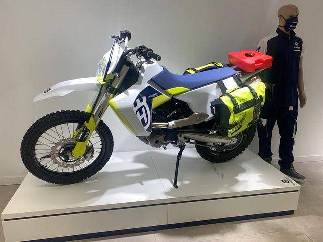 husqvarna 701 enduro LR 2020 nueva