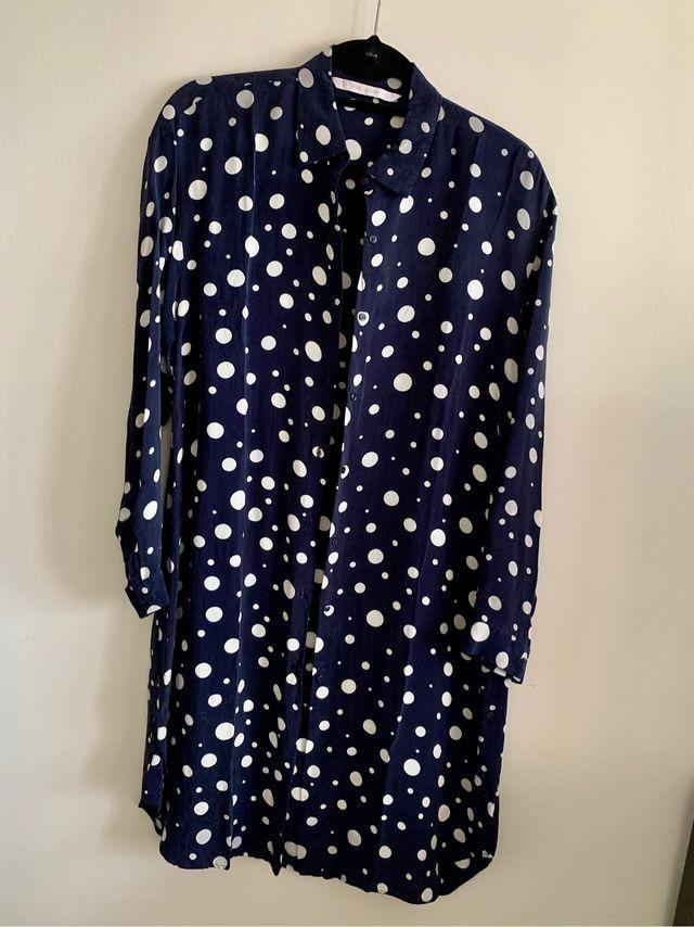 Camisola/vestido Zara