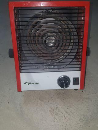 soplador calefactor industrial