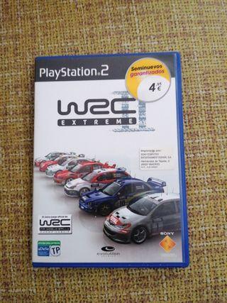 Videojuego W2C PlayStation 2