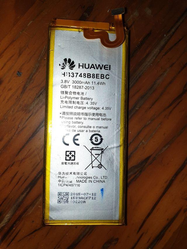 bateria huawei g7
