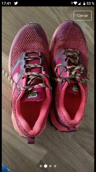 zapatillas Trail mujer Kalenji 37