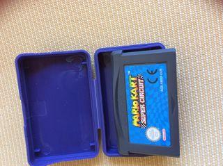 Juego Game Boy Advance Mario Kart