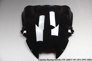 Cúpulas Racing Honda VTR 1000 F SP1 SP2 1997 2006