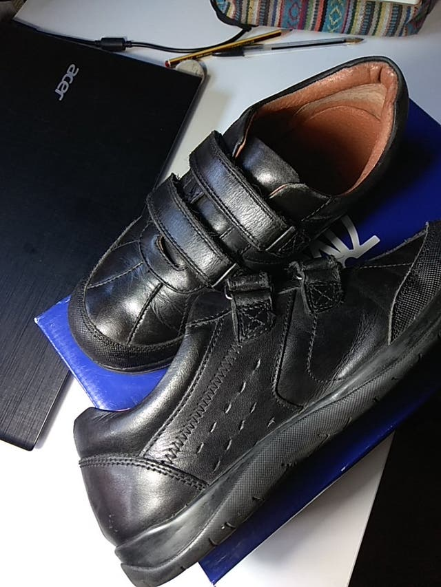 zapato colegio niño