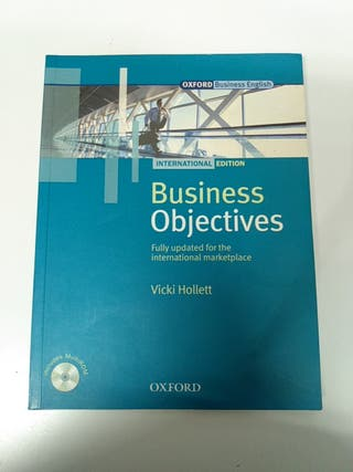 Business Objectives. Oxford. Vicki Hollet