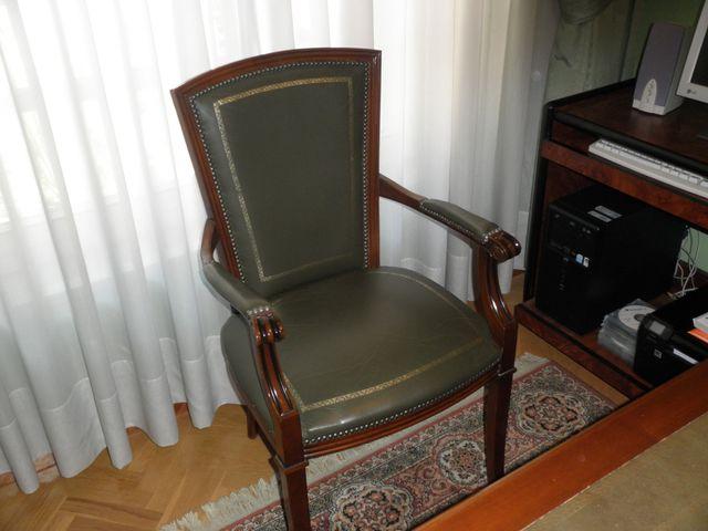 Muebles de despacho estilo ingles