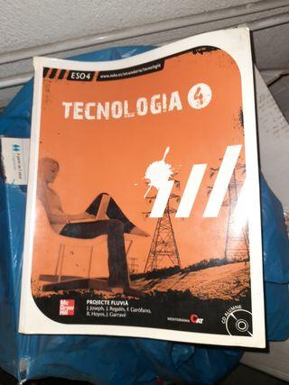Tecnologia 4 mc graw hill projecte fluvia