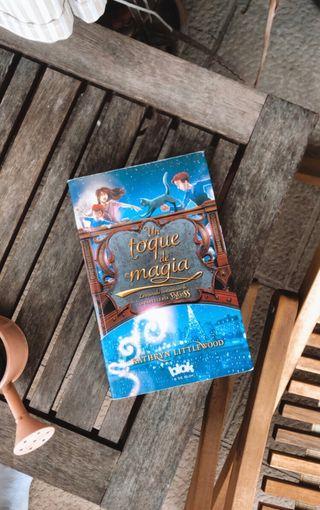 Libro JUVENIL fantástico infantil