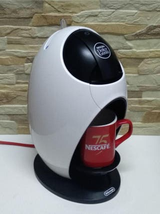Cafetera Nescafé Dolce Gusto DëLonghi Jovia Blanca