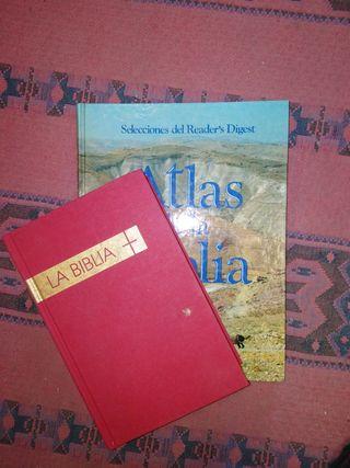 Biblia y Atlas de la Biblia