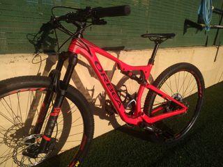 Bicicleta Orbea oiz H30. Talla M. 2020