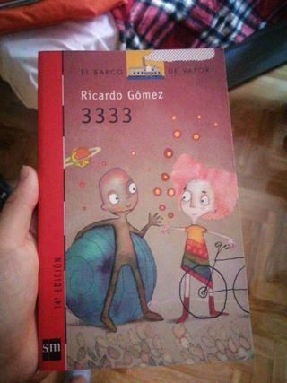 Libro '3333'