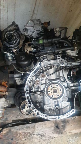 despiece de motor 1.6 hdi 109cv h9u