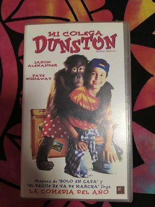 mi colega dunston vhs clasicos cine
