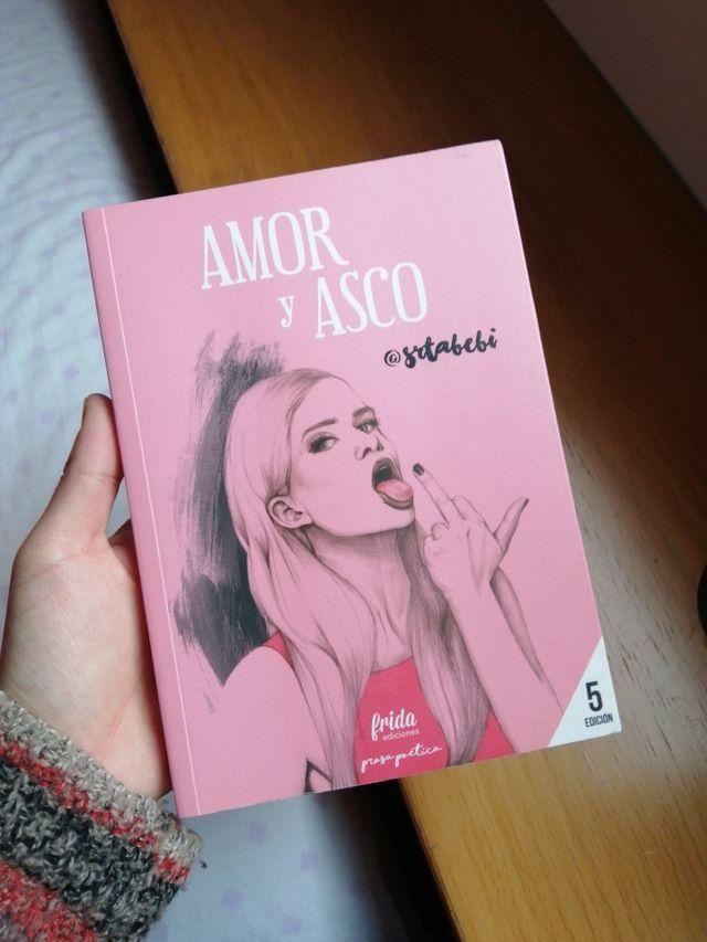 Libro 'Amor y asco'