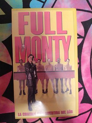 full monty vhs clasicos cine