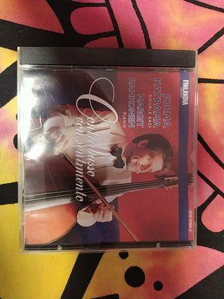 jorma katrama contrabasso con sentimemto cd