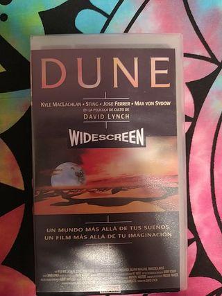 dune vhs clasicos cine