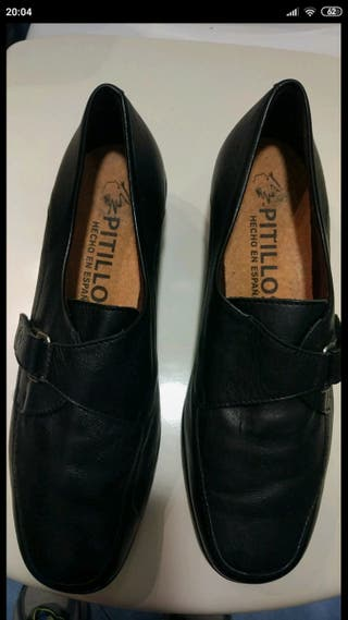 zapato pitillos t-41
