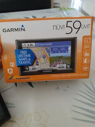 Gps Garmin nüvi 59 LMT