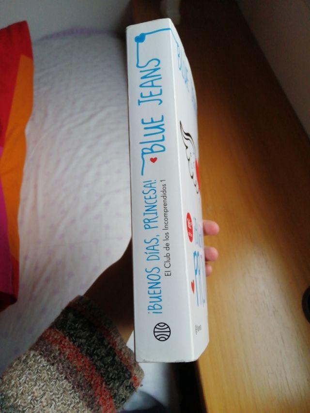 Libro 'Buenos días princesa'