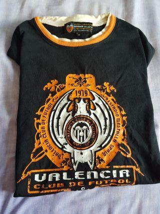 Camiseta de vestir Valencia CF
