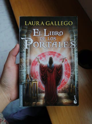 Libro 'El libro de los portales'