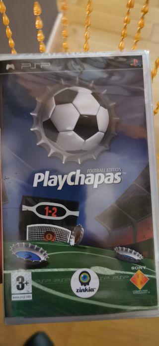 videojuego Playchapas para PSP