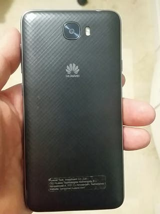 movil huawey Y6 compact