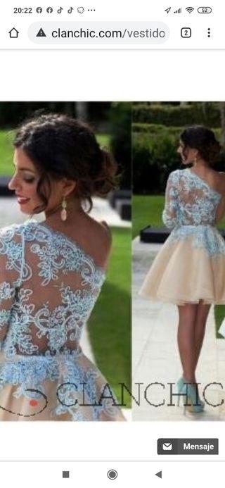 Compraría vestido Azucena de Silvia Navarro