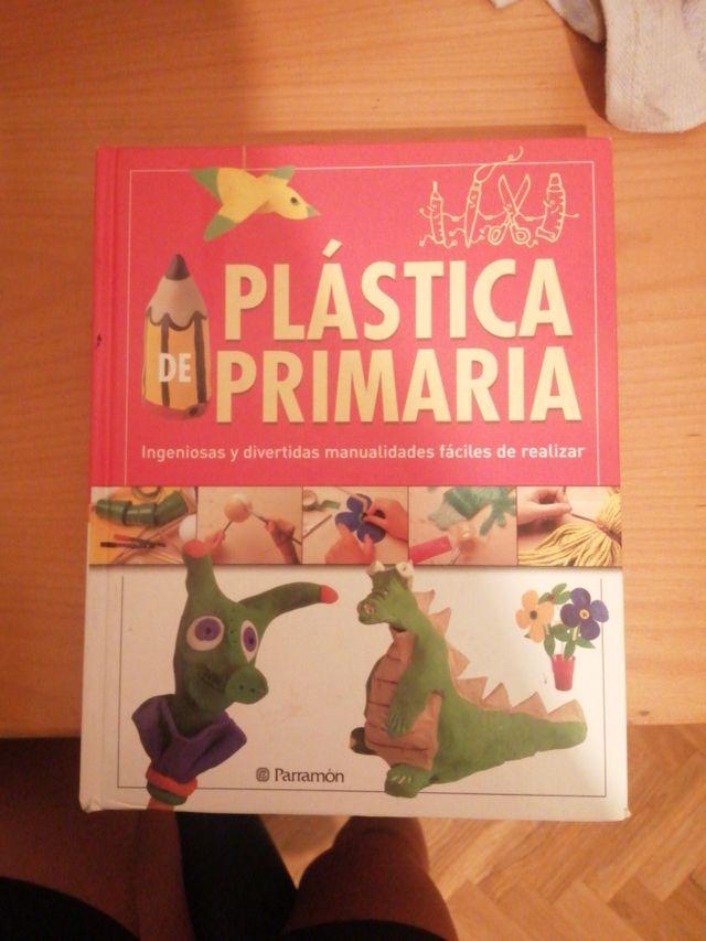 Libro de manualidades. 'Plástica primaria'