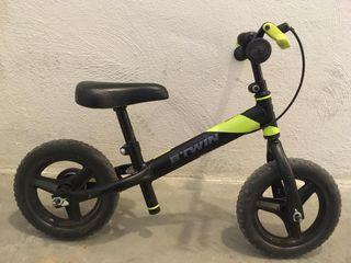 Bicicleta Decatlón infantil