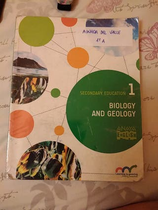biology and geology, PRIMERO DE ESO