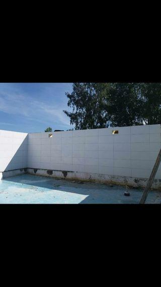 Porcelanico para piscina