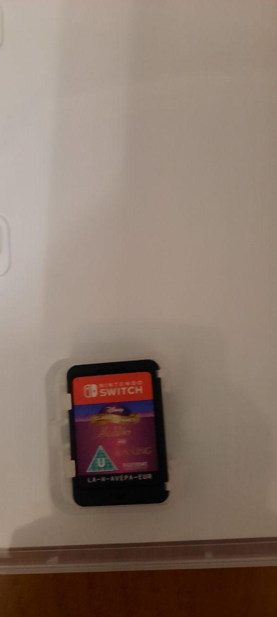 Juego 2 en 1 16 bits Disney Nintendo Switch