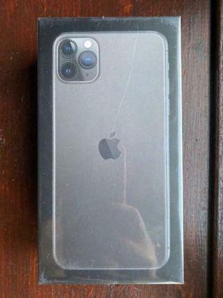 Iphone 11 pro MAX 64gb. NUEVO, Precintado.